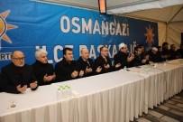 HÜSEYİN ŞAHİN - Osmangazi Teşkilatı'ndan Yılbaşı Gecesi Yoğun Mesai