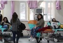 AHMET YıLMAZ - Kız yurdunda 68 öğrenci doğalgazdan zehirlendi