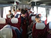 Suriyeliler Kamplara Taşındı