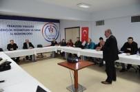 Trabzon'da Gençlik Merkezi Koordinasyon Toplantısı Yapıldı
