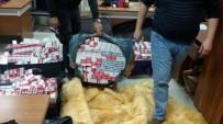 KOKAIN - Trabzon'da Uyuşturucu Ve Sigara Operasyonu