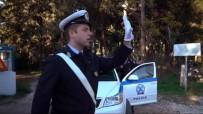 POLİS TEŞKİLATI - Yunan Polisi De Mannequian Challenge Çılgınlığına Katıldı