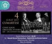 ZÜRIH - 2. Bisanthe Oda Müziği Festivali 4 Şubat'ta Başlıyor