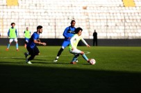 ELEKTRONİK BİLET - Adana Demirspor, Samsunspor Maçına Hazırlanıyor