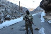 PKK TERÖR ÖRGÜTÜ - Adıyaman'da F-16 destekli terör operasyonu