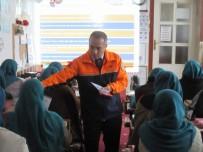 DEPREM GÜVENLİĞİ - AFAD, Kur'an Kurslarında Eğitim Vermeye Başladı