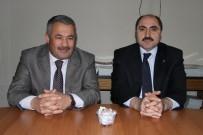 MANEVIYAT - AK Parti'den MÜSİAD'a Ziyaret
