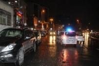 LAV SİLAHI - AK Parti İstanbul İl Binasına Lav Silahlı Saldırı