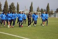 TOLUNAY KAFKAS - Akhisar Belediyespor, Kayserispor Maçı Hazırlıklarını Sürdürdü