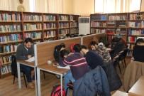 KÜTÜPHANE - Aksaray'da 2016 Yılında 37 Bin 842 Kitap Okundu