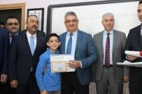 AYKUT PEKMEZ - Aksaray'da 81 Bin 319 Öğrenci Karne Aldı