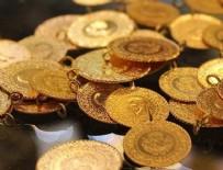 DOLAR KURU - Çeyrek altın ve altın fiyatları 20.01.2017