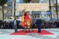 POLAT KARA - Antalya'da En Süslü Deve Ödülü 'Kanka'ya Gitti