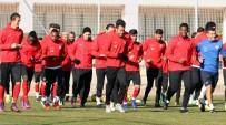 RıZA ÇALıMBAY - Antalyaspor, Osmanlıspor Maçı Hazırlıklarını Sürdürüyor