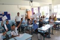 İL MİLLİ EĞİTİM MÜDÜRLÜĞÜ - Aydın'da 175 Bin Öğrenci Karne Heyecanı Yaşadı