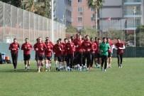 UMUTLU - Aytemiz Alanyaspor Beşiktaş Maçı Hazırlıklarını Sürdürdü