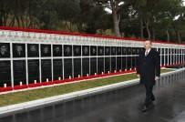 İLHAM ALIYEV - Azerbaycan 20 Ocak Şehitlerini 27. Yıl Dönümünde Anıyor