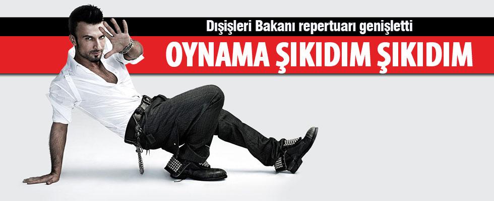 Bakan Çavuşoğlu'ndan 'Şıkıdım' siparişi