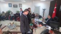 TELEFON GÖRÜŞMESİ - Bakanı Odaya Hapsettiler
