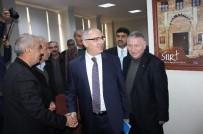 İŞ SAĞLIĞI VE GÜVENLİĞİ - Bakanlık Bürokratları Siirt'e Geldi