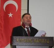 DARBE GİRİŞİMİ - Baro Başkanı Cavit Dursun Açıklaması