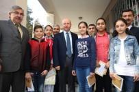 SATRANÇ - Başkan Çolakbayrakdar, Öğrencilerin Karne Sevincine Ortak Oldu