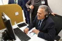 İLETİŞİM MERKEZİ - Başkan Memduh Büyükkılıç, İletişim Merkezinde 252 13 33'E Cevap Veriyor
