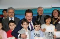 İSTİKLAL - Başkan Tok, Miniklerin Karne Sevincini Paylaştı