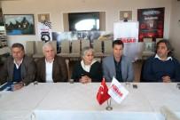 İSMAIL ALTıNDAĞ - Başkan TÜRSAB Üyeleriyle Bir Araya Geldi