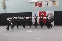 Bayburt'ta Halk Oyunları İl Birinciliği Yapıldı