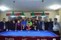 UĞUR AYDEMİR - Bilardonun Şampiyonları Ödüllendirildi