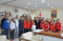 SPOR BAKANLIĞI - Bilecik Temsilcisi Masa Tenisi Ve Judo Takımları ANALİG'e Uğurlandı