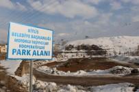 SÜRÜCÜ KURSU - Bitlis Belediyesi Yeni Otopark Alanları Oluşturuyor