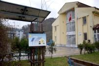 ARKEOLOJİK KAZI - Bu Okulda Elektrikler Güneş Enerjisinden Üretiliyor