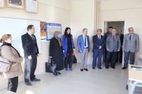 Burhaniye'de Öğrenciler Yarıyıl Karnelerini Aldılar
