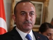 MEVLÜT ÇAVUŞOĞLU - Çavuşoğlu: ABD'nin El-Bab'a desteği sembolik