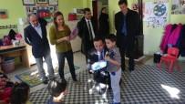 MEMİŞ İNAN - Doğanşehir De 7 Bin 800 Öğrenci Karne Aldı