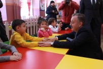 GÜNAY ÖZDEMIR - Edirne'de 55 Bin Öğrenci Karne Aldı