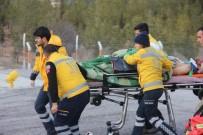 YARALI ASKERLER - El Bab'ta yaralanan askerler, Gaziantep'e getiriliyor