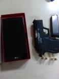 SAHTE FATURA - Eski Telefonları Sahte Faturayla Yeni Diye Satarken Yakalandı