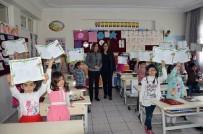 KAYYUM - FETÖ'den Kapatılan Ve Bakanlığa Devredilen Okulda İlk Karne Heyecanı