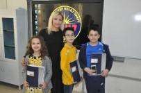 OKUL ÖNCESİ EĞİTİM - Gaziantep Kolej Vakfı'nda Karne Heyecanı