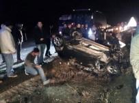 AHİ EVRAN ÜNİVERSİTESİ - Genç Avukat Trafik Kazasında Hayatını Kaybetti