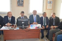 SU SIKINTISI - Genel Sekreter Tenekeci'den Muhtarlara Ziyaret