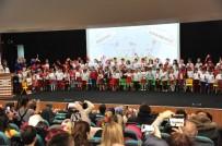 HASAN YAMAN - Halime Hatun Anaokulu'ndan Muhteşem Karne Gösterisi