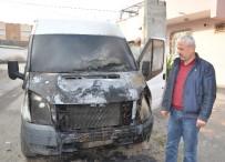 PATLAMA SESİ - Hatay'da 10 Araç Kundaklandı