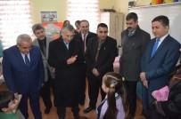 TURGAY ALPMAN - Iğdır'da Karne Sevinci
