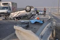 İŞ KAZASI - İnegöl'de Trafik Ve İş Kazalarında Büyük Artış