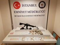 UYUŞTURUCU MADDE - İstanbul'da Uyuşturucu Operasyonu