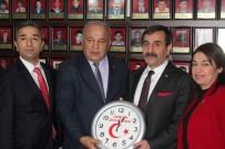 TÜRK SAĞLıK SEN - Kahveci, Meclisteki Anayasa Çalışmalarını Değerlendirdi